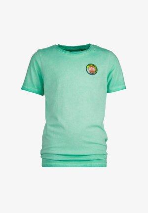 HARVEY - T-shirt print - active mint