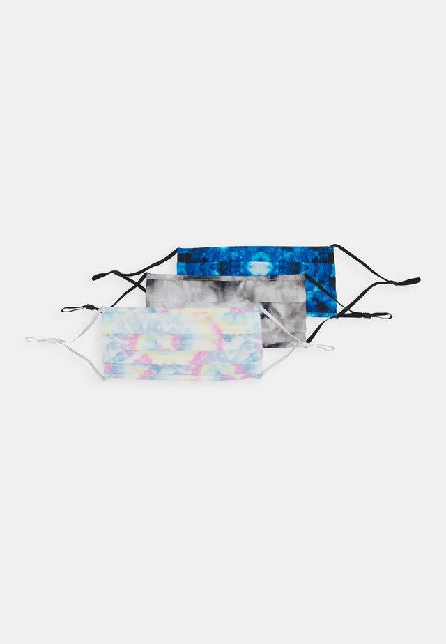 3 PACK UNISEX - Community mask - multi-coloured