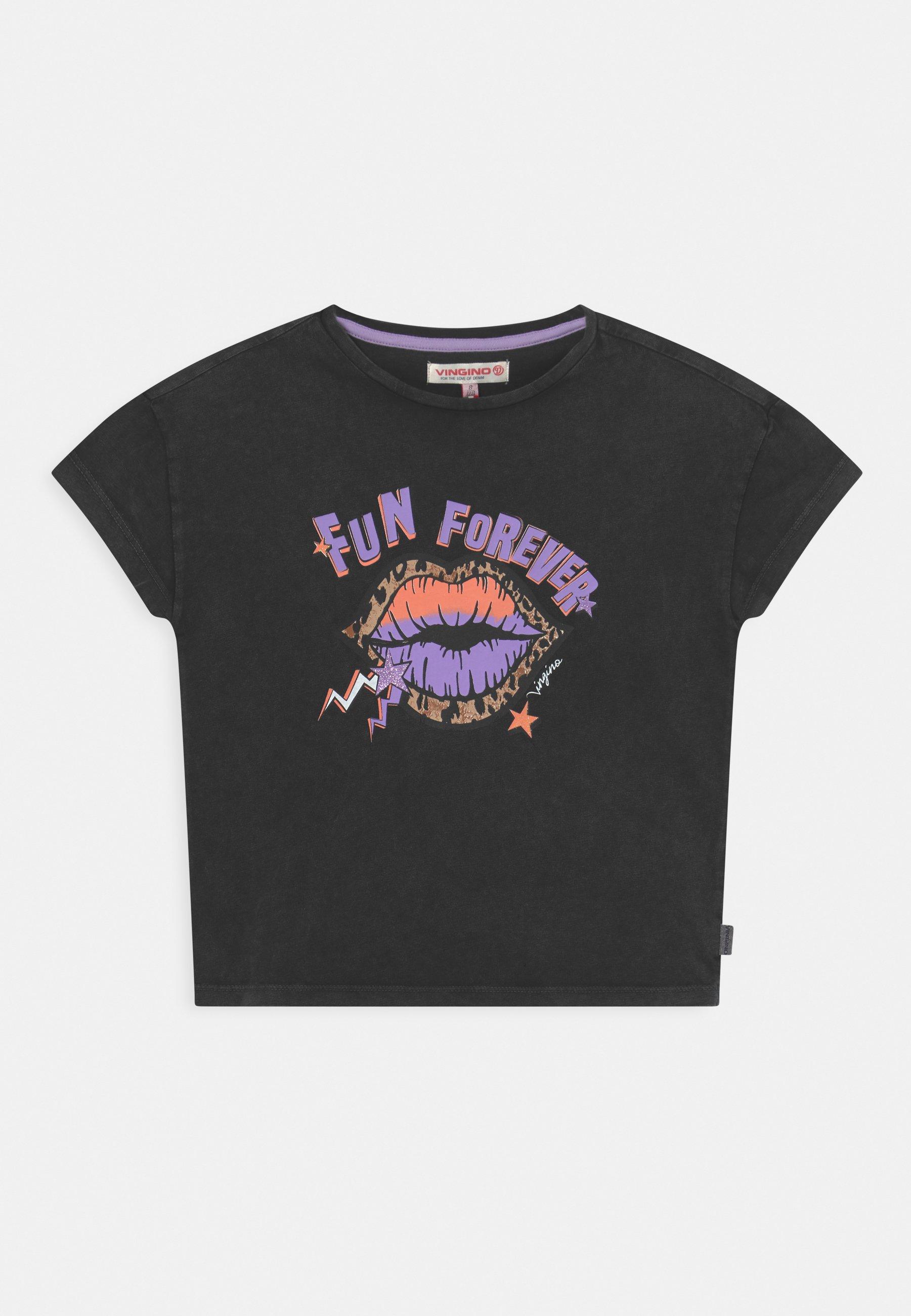 Kids HENNA - Print T-shirt