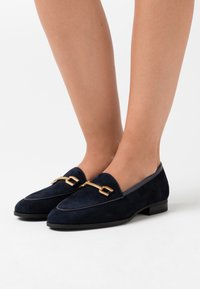 Unisa - DAIMIEL - Slip-ons - abyss - 0