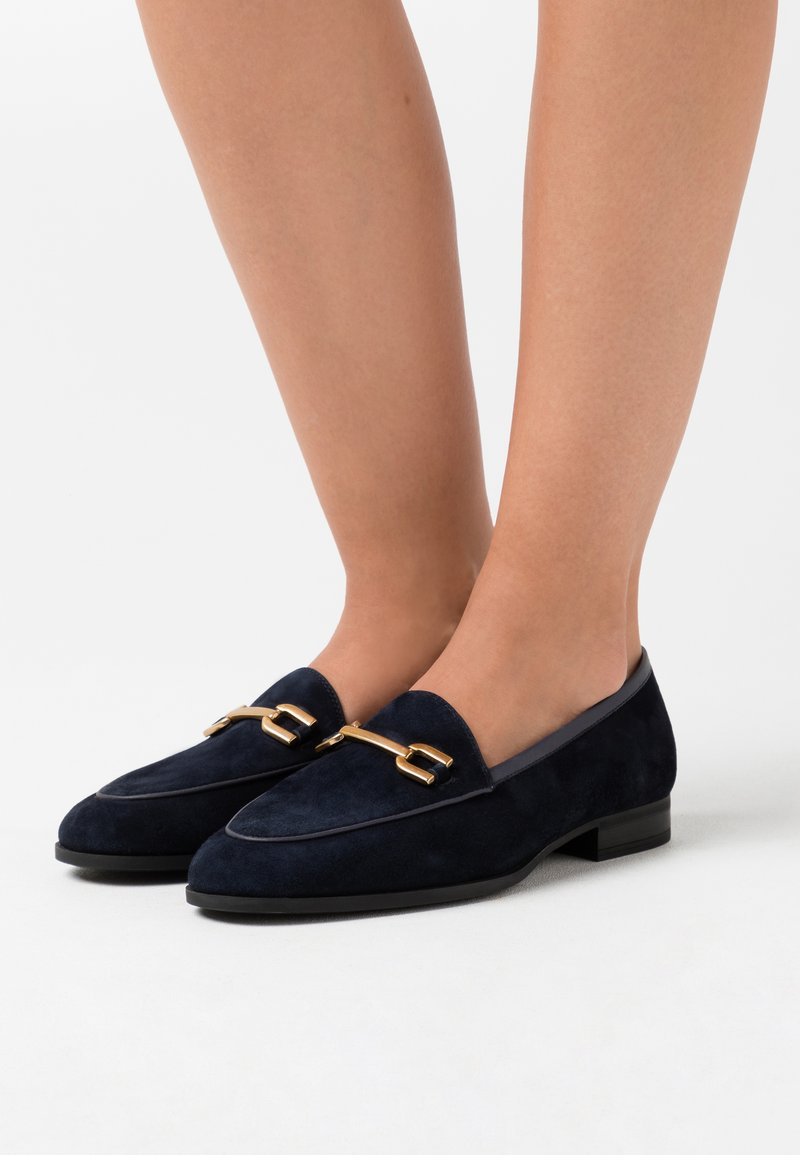 Unisa - DAIMIEL - Slip-ons - abyss