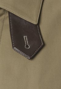 Trussardi - COAT REGULAR FIT - Classic coat - caribou - 2