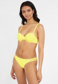 Buffalo - Bikini bottoms - yellow - 1