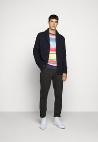 Polo Ralph Lauren - RELAXED FIT POLO PREPSTER PANT - Chinos - black mask - 1