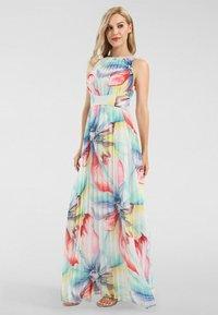 Apart - Robe longue - mint-multicolor - 0