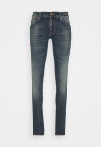 TIGHT TERRY - Slim fit jeans - dark beach