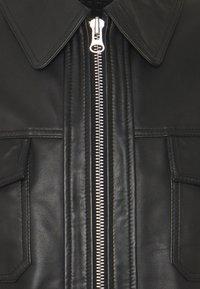 STUDIO ID - ARY  - Leather jacket - black - 2
