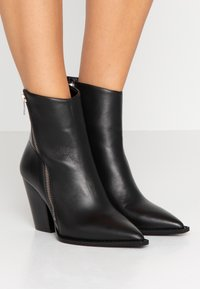 The Kooples - Classic ankle boots - black - 0