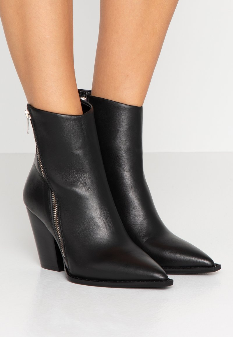 The Kooples - Classic ankle boots - black
