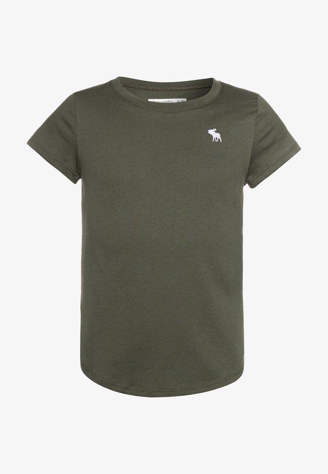 CORE CREW - T-Shirt basic - olive