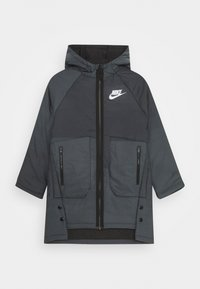 Nike Sportswear - REVERSIBLE - Winter coat - black/white - 0