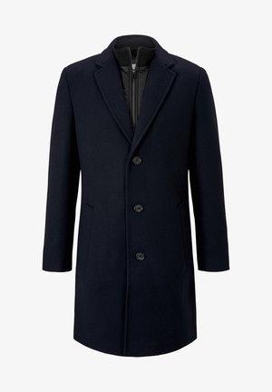Classic coat - sky captain blue