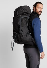 Osprey - ROOK - Mochila de trekking - black - 0