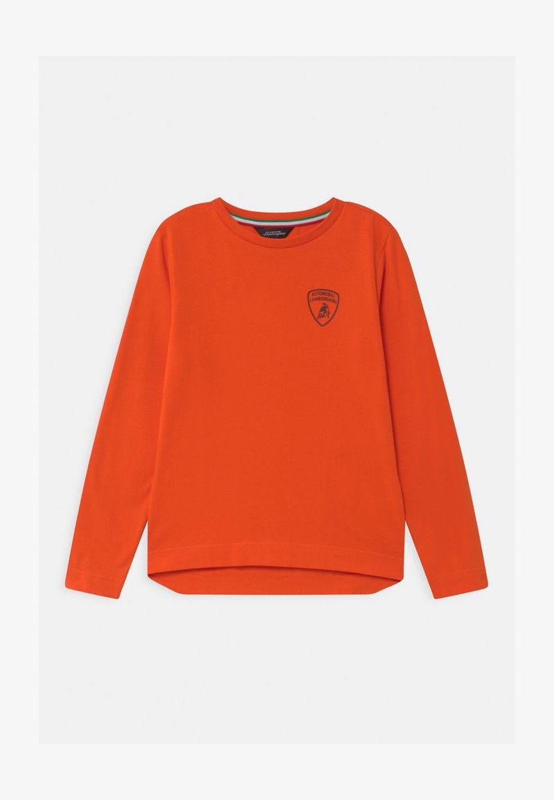 Automobili Lamborghini Kidswear - SOLID COLOR - Longsleeve - orange xanto