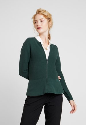 CARDI - Cardigan - bottle green
