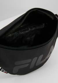 Fila - WAIST BAG SLIM - Bum bag - black - 4