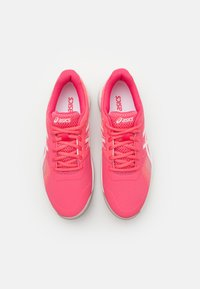 ASICS - GEL GAME 8 CLAY - Tenisové boty na antuku - pink cameo/white - 3