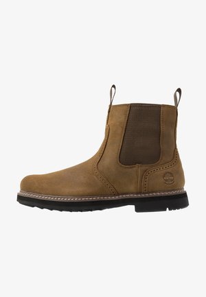 SQUALL CANYON BROG WP - Bottines - olive
