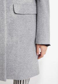 CLOSED - PORI - Zimní kabát - platinum - 8