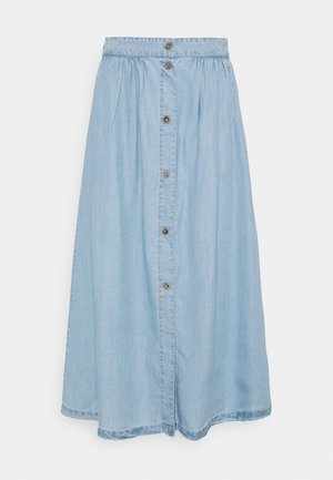 A-line skirt - denim