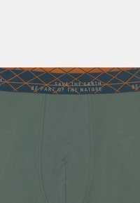 Sanetta - 2 PACK - Pants - blue pond - 3