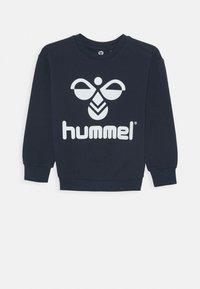 Hummel - DOS UNISEX - Collegepaita - black iris - 0