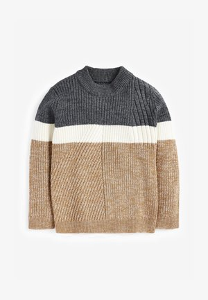 Sweter - off white