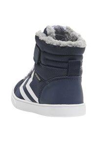 Hummel - SPLASH  - Winter boots - black iris - 3