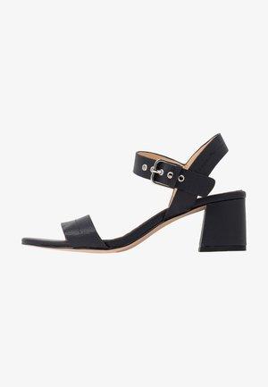 ADINA  - Sandals - navy