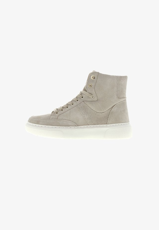DINGY  - Sneakers hoog - beige