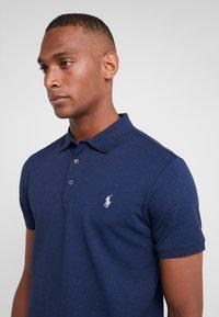 Polo Ralph Lauren - SLIM FIT MODEL - Polo shirt - monroe blue heath - 4