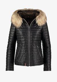 Oakwood - FURY - Winter jacket - noir - 6