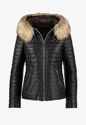 FURY - Winter jacket - noir
