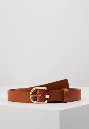 CORPORATE BELT - Pásek - brown