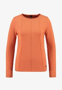 Key Largo - Long sleeved top - burned orange - 3