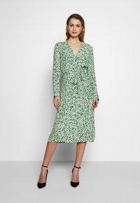 InWear - CADI DRESS - Day dress - green - 0