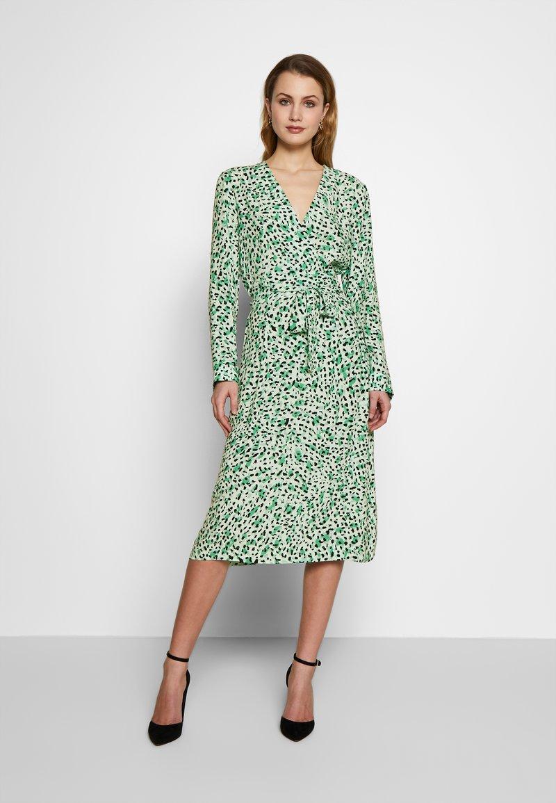 InWear - CADI DRESS - Day dress - green