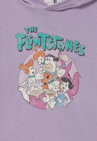 Cotton On - WARNER BROS FLINTSTONES HOODIE - Mikina s kapucí - lilac - 2