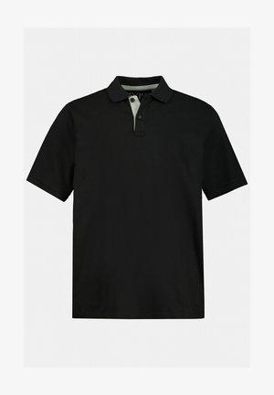 Poloshirt - zwart