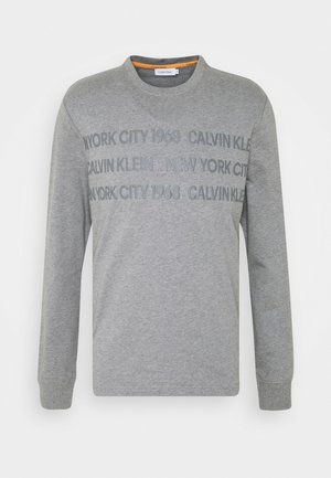LONG SLEEVE - Sweatshirt - grey