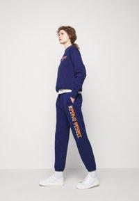 Polo Ralph Lauren - ANKLE PANT - Spodnie treningowe - fall royal - 3
