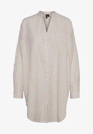 Skjorta - mocha mousse