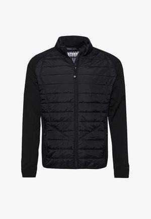 SECOND LAYER - Light jacket - black