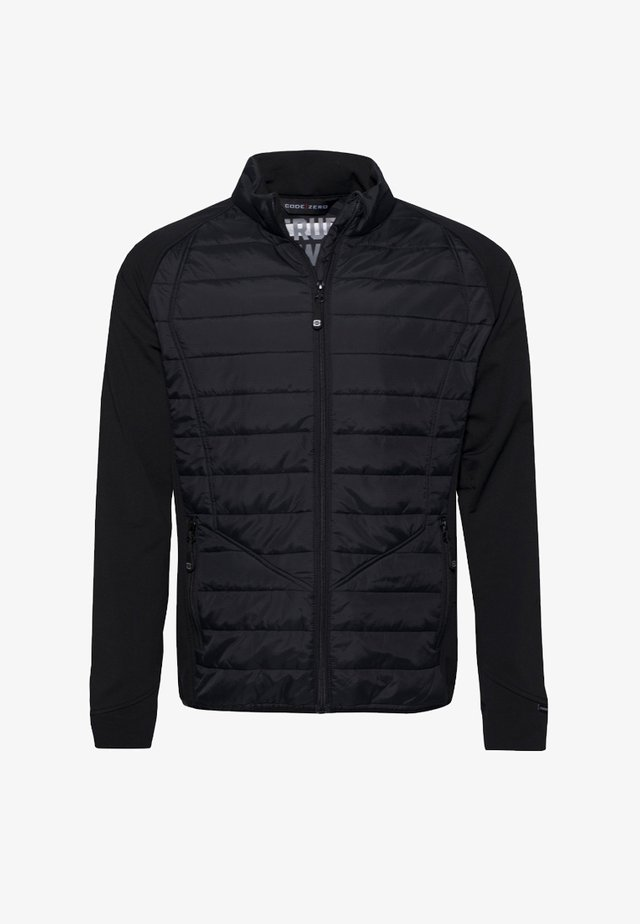 SECOND LAYER - Light jacket - black