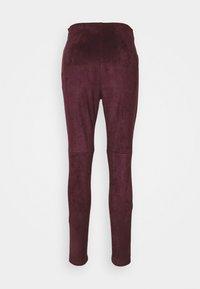 Missguided Tall - Leggings - Trousers - plum - 6