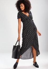 Seraphine - DAISY - Maxi dress - black/white - 1