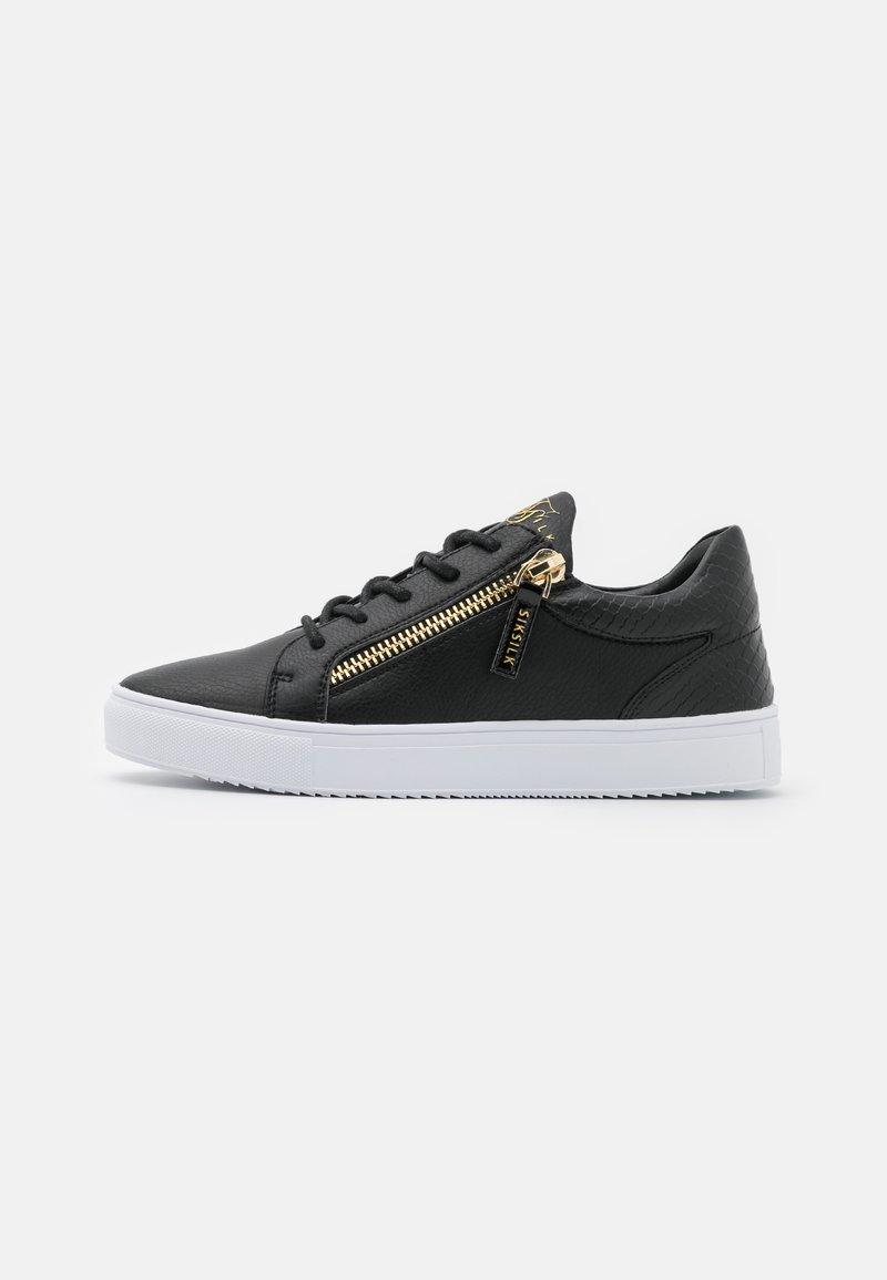 SIKSILK - LEGACY ANACONDA - Sneakers basse - black