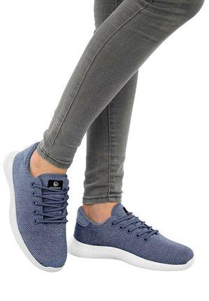 Sneakers laag - denim