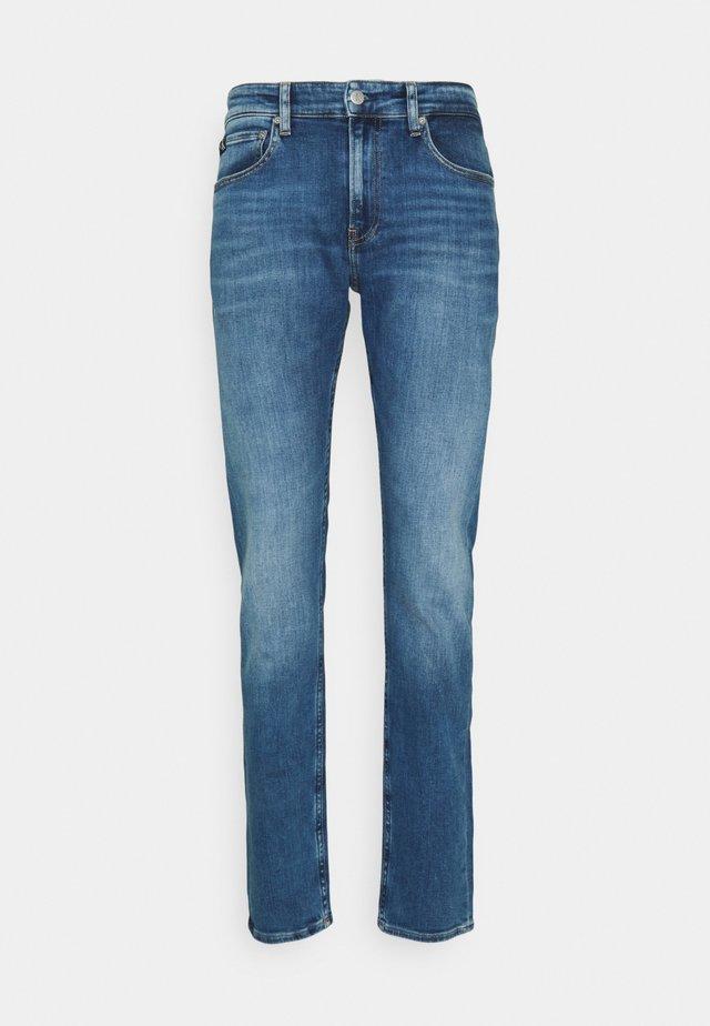 SLIM - Jeans slim fit - blue