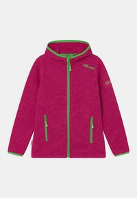 TrollKids - JONDALEN  - Fleece jacket - pink/green - 0